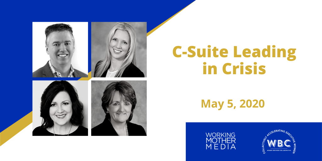 Executive Roundtable Series: C-Suite Leading in Crisis