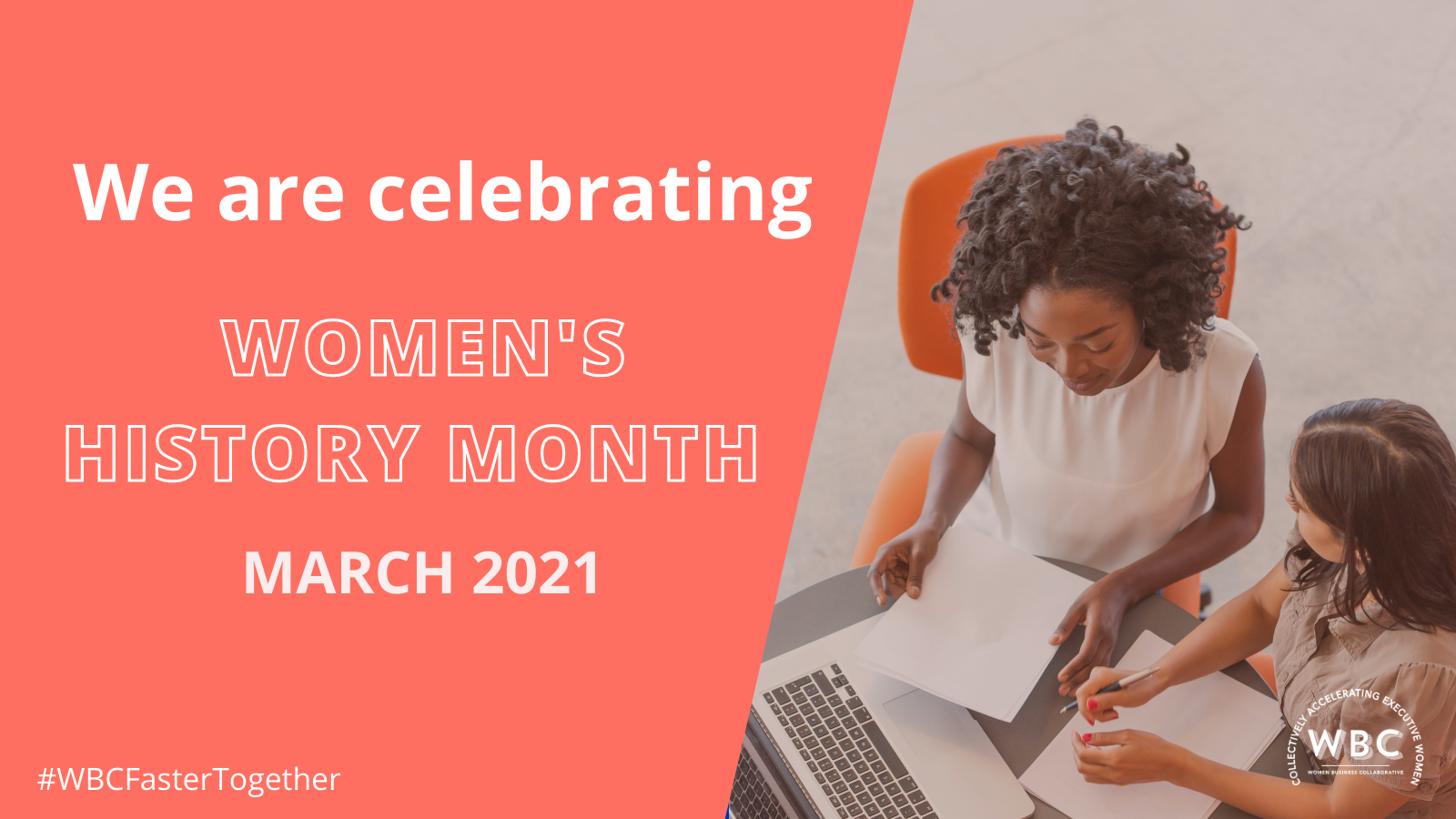 Recap of March 2021: Women's History Month Events