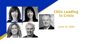 Executive Roundtable Series: CEOs Leading in Crisis