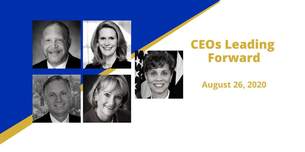 Executive Roundtable Series: CEOs Leading Forward