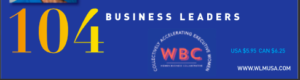 Women Leadership USA Magazine: March 2021 (WBC Issue)