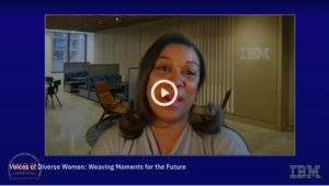WBC and IBM Come Together to Showcase Voices of Diverse Women: Weaving a Movement for the Future