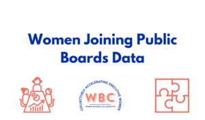 Women Joining Public Boards Data