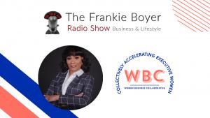 Sharon Reynolds, WBC Board Member, Featured on the Frankie Boyer Radio Show