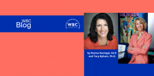 WBC Launches Resources for Parity: Trusted Resources to Help You and Your Organization Reach Gender Parity #FasterTogether