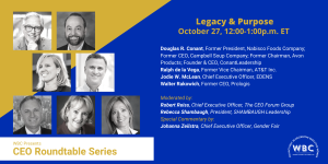 CEO Roundtable: Legacy & Purpose