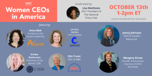 The 2021 Women CEOs in America Report: Highlights and Trends