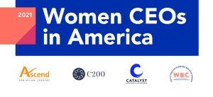 Women CEOs in America 2021 Report